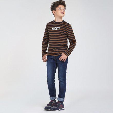 Mayoral rugalmas anyagú fiú farmer nadrág