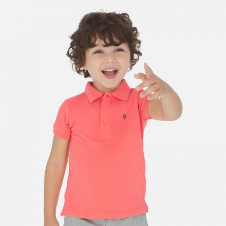 Mayoral galléros coral fiú póló
