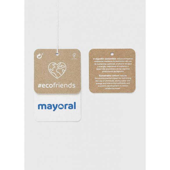 Mayoral ecofriends pamut  szíves póló