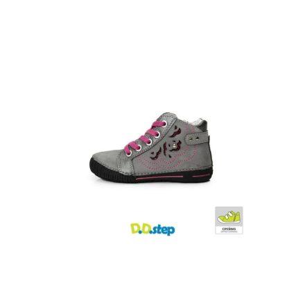 D.D.step  virág mintás átmeneti lány cipő