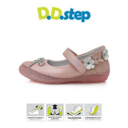 D.D.step nyitott lány cipő 046-228M