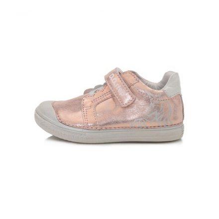 D.D.step rose gold lovas lány cipő