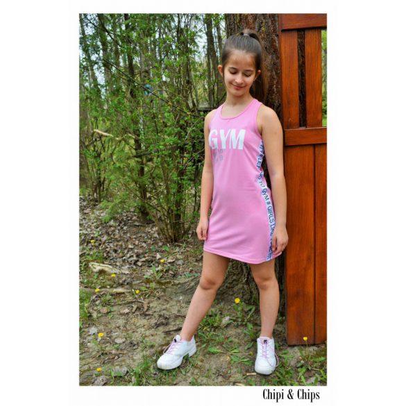 Chipi & Chips sportos lány ruha