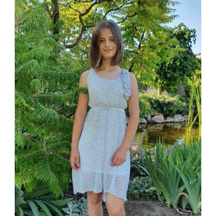 Chipi & Chips könnyű nyári pöttyös muszlin ruha