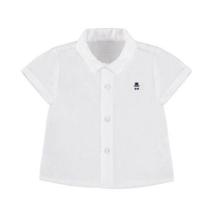Mayoral fehér rövid ujjú ing