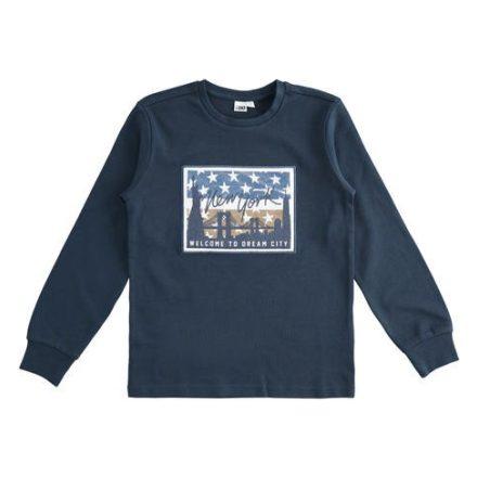 Ido New York mintás fiú póló