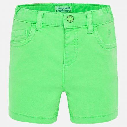 Mayoral zöld színű fiú rövidnadrág