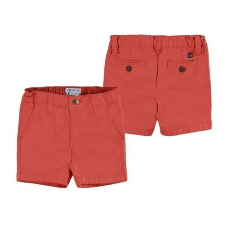 Mayoral coral színű fiú rövidnadrág