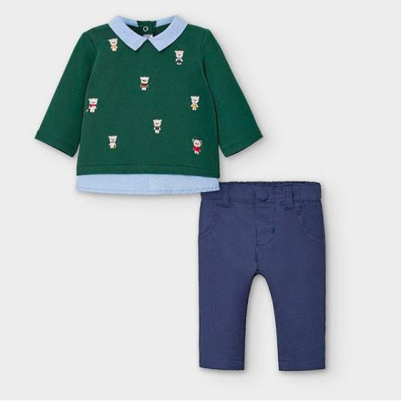 Mayoral kisfiú pulóver nadrág együttes