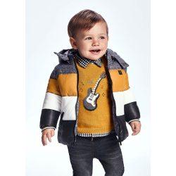Mayoral téli kapucnis fiú kabát 2702