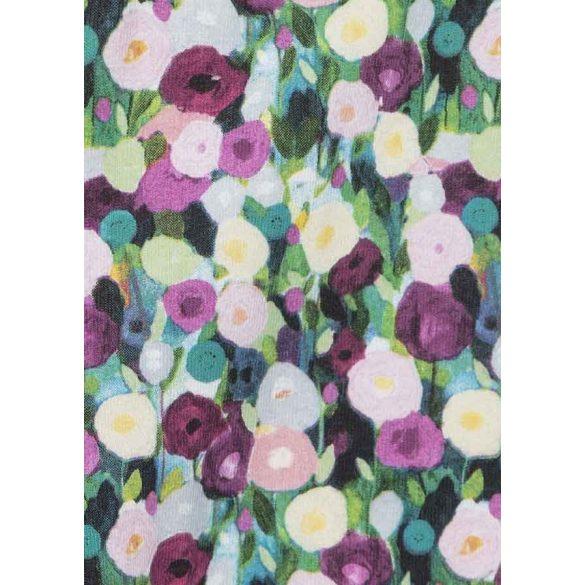Mayoral virág mintás kislány leggings