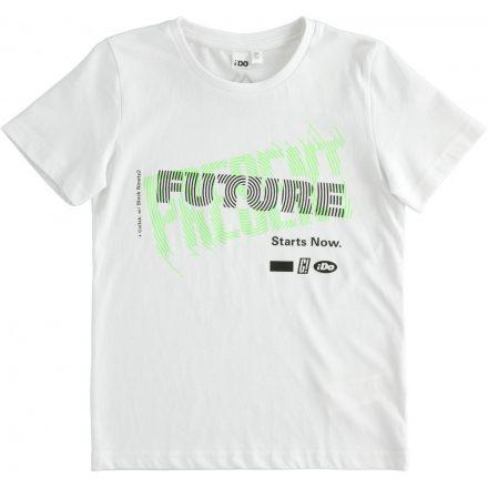 Ido Future neon színes fiú póló