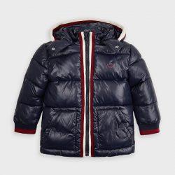 Mayoral kék téli pufi kabát
