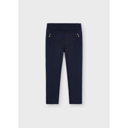 Mayoral kék színű leggings lány nadrág 4573