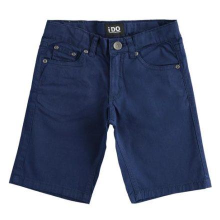 Ido kék színű fiú rövidnadrág