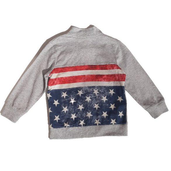 Ido zászló mintás fiú melegítő együttes