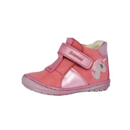Szamos Kölyök unikornis lány első lépéses cipő