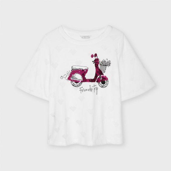Mayoral simis lány póló 6008