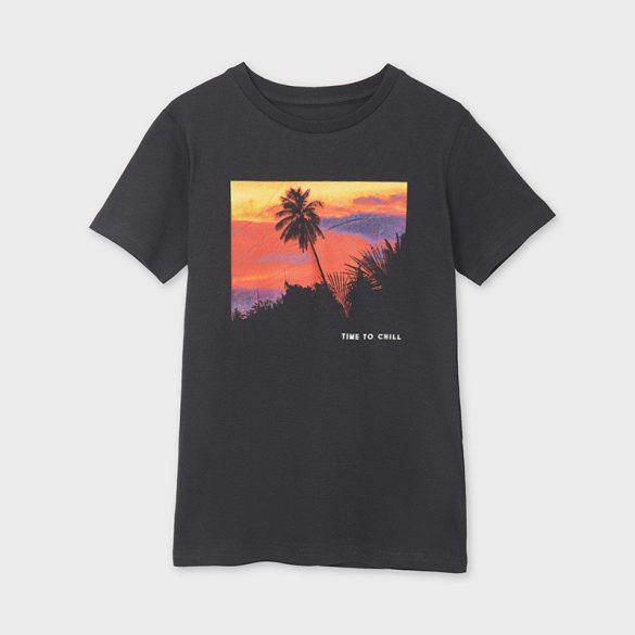 Mayoral  naplementés fiú rövidujjú póló