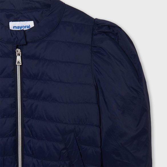 Mayoral átmeneti kék színű lány kabát