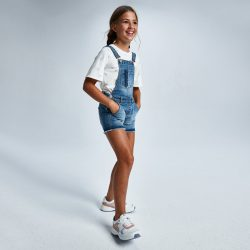 Mayoral kantáros lány farmer rövidnadrág
