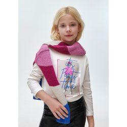 Mayoral quad mintás hosszú ujjú fiú póló