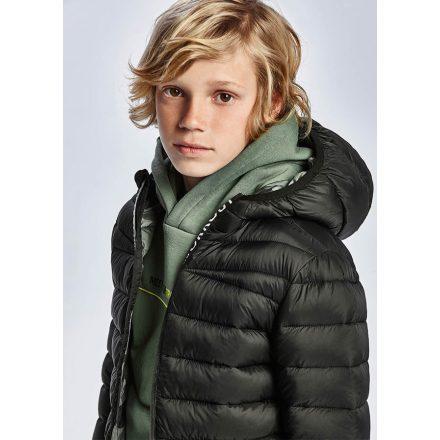 Mayoral fekete átmeneti fiú kabát 7414-75