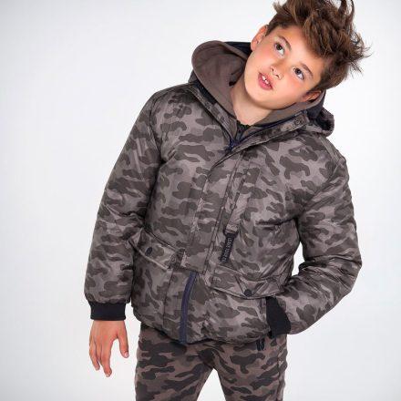 Mayoral terep mintás átmeneti fiú kabát