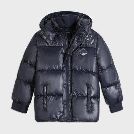 Mayoral fiú kék téli pufi kabát