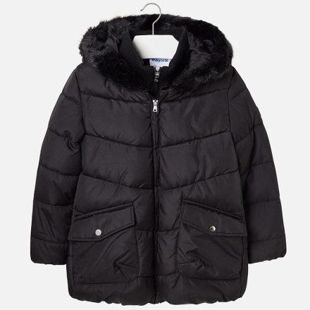 Mayoral téli fekete lány kabát