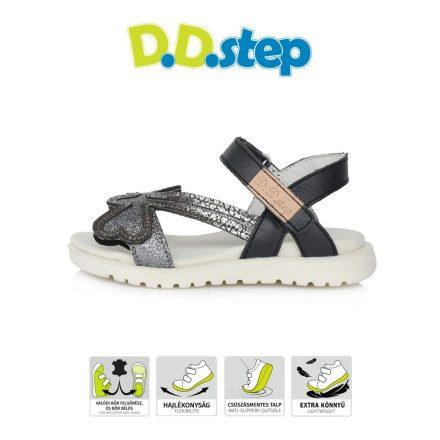 D.D.step lány szitakötő mintás szandál