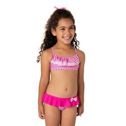 Cocobana pöttyös fodros lány bikini
