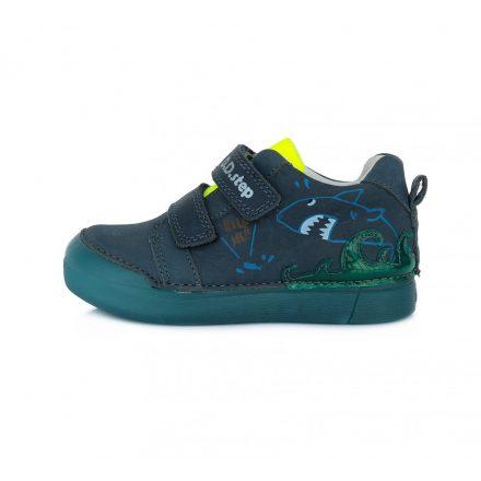 D.D.step fiú fluoreszkáló talpú cipő S068-716AM