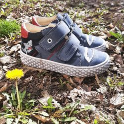 Szamos Kölyök fiú bőr cipő